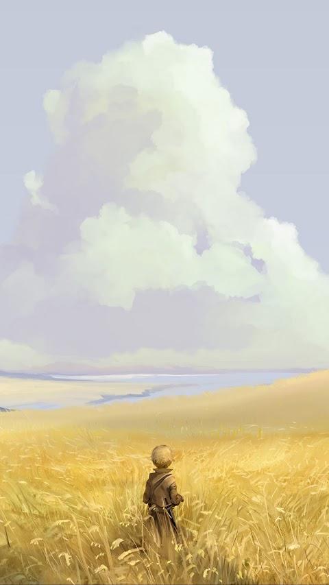 Lạc Lối Giữa Đồng Lúa Mì