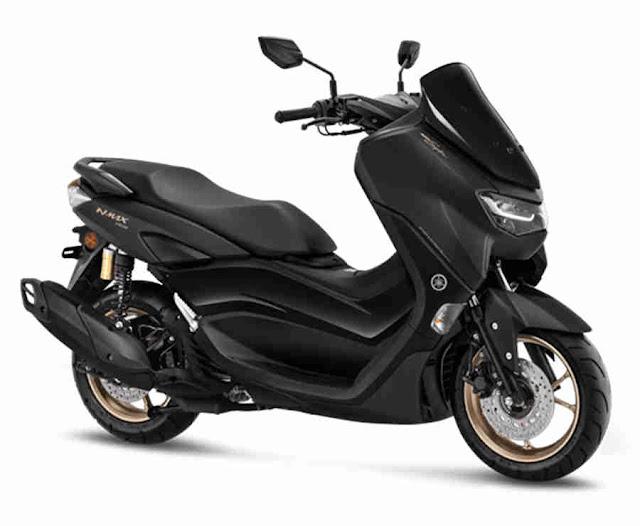 Spesifikasi Yamaha NMAX 2020