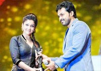 Karthi and Nayanthara in Kashmora