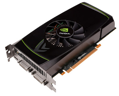 Nvidia GeForce GTX 460 SEドライバーダウンロード