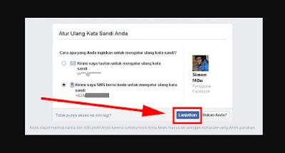 Langsung masuk facebook tanpa kata sandi