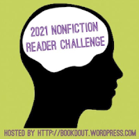 2021 Nonfiction Reader Challenge logo