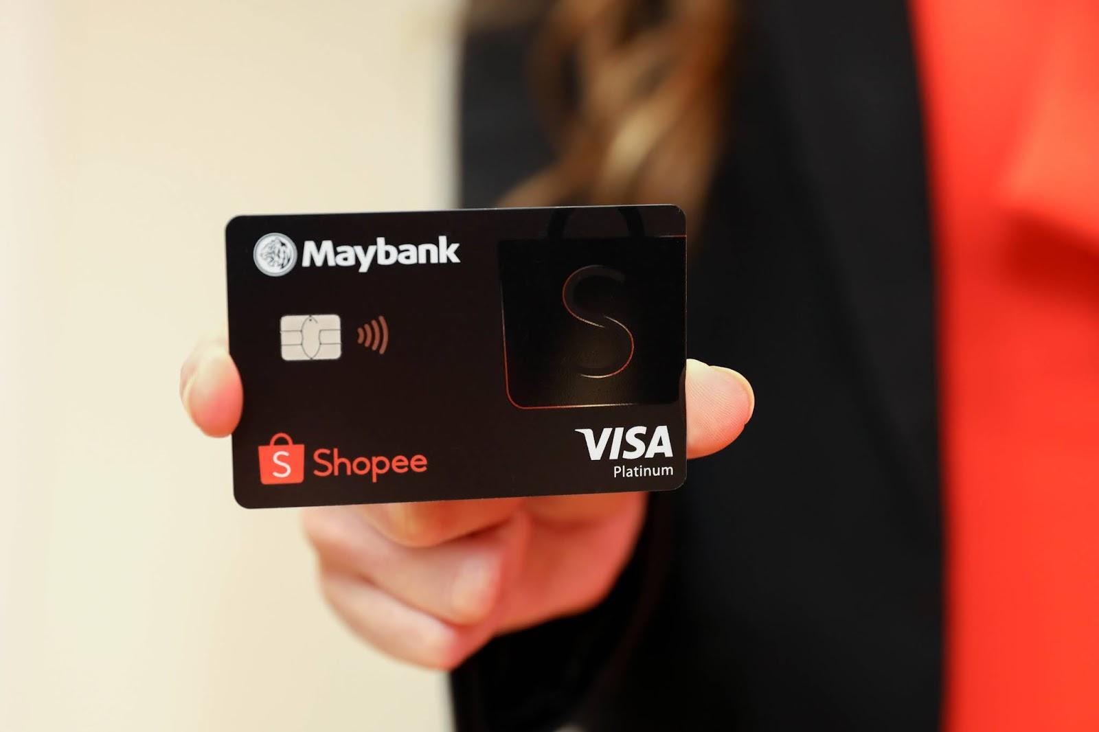 Maybank Shopee Credit Card