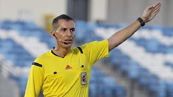 Javier Iglesias Villanueva pitará el Málaga - Fuenlabrada