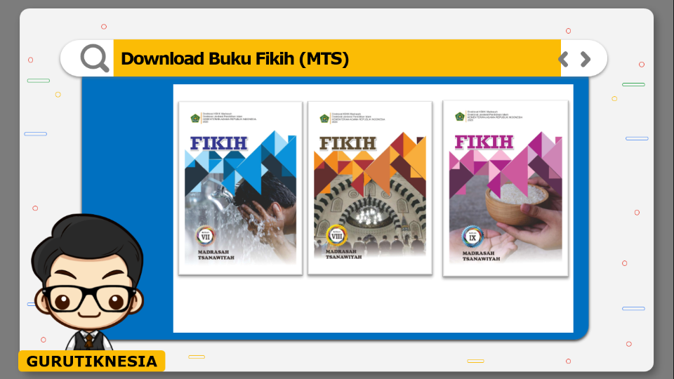 download gratis buku pdf fikih untuk mts