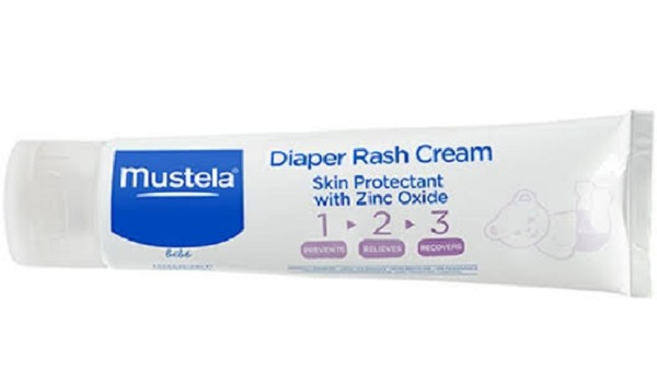 Mustela Bebe Diaper Rash Cream