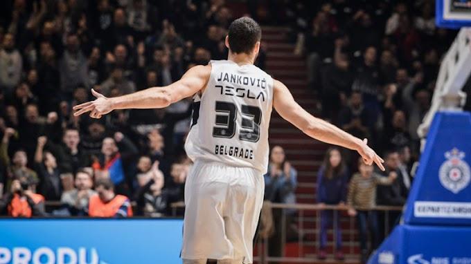 Silovit Partizan kada je to najpotrebnije, u Top 16 sa trećeg mesta! (VIDEO)