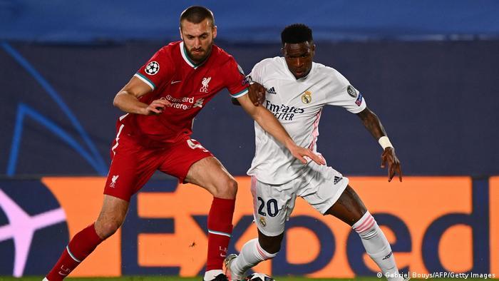 التشكيل المتوقع لمباراة ليفربول وريال مدريد دوري أبطال أوروبا
