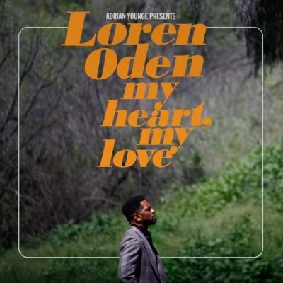 Loren Oden & Adrian Younge - My Heart My Love (2020) - Album Download, Itunes Cover, Official Cover, Album CD Cover Art, Tracklist, 320KBPS, Zip album