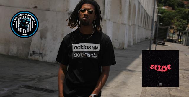 O selo carioca FEBRE LAB da seu ponta pé lançando o single 'SLIME'