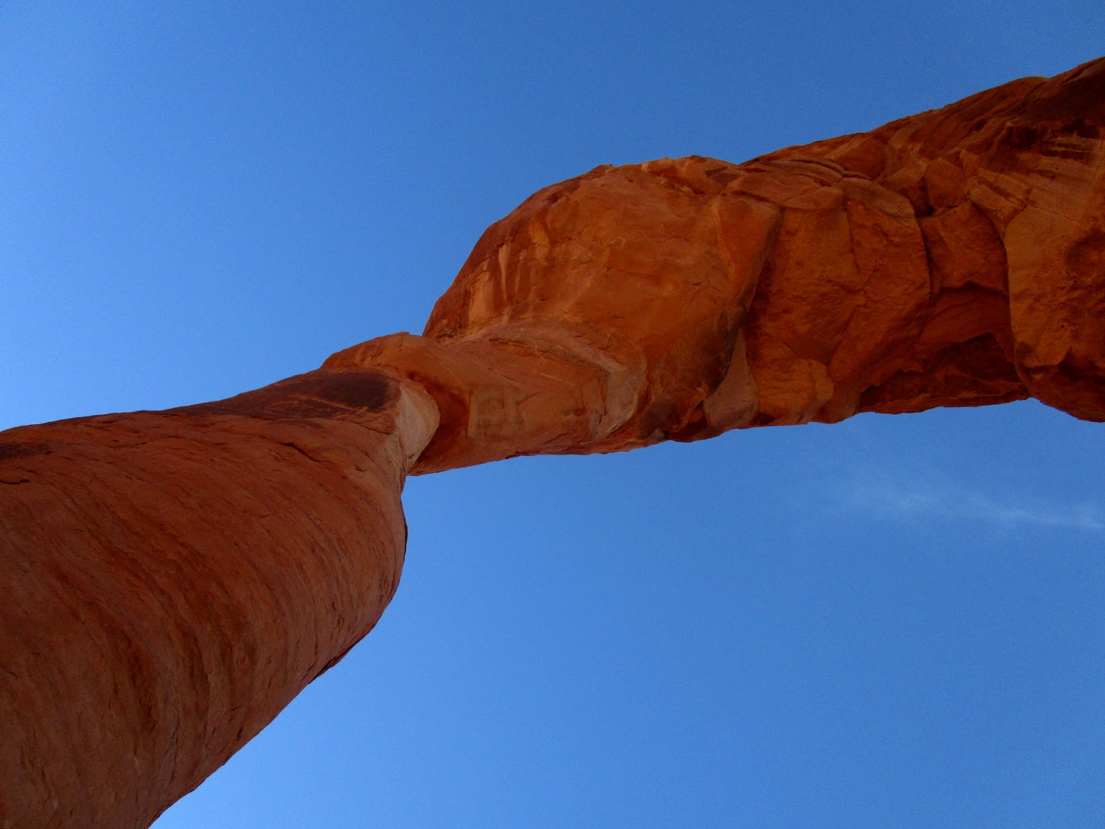 Изящная Арка. Национальный парк Арчес. Юта (Delicate Arch. Arches National Park. Utah)