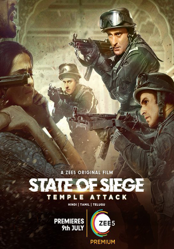 State of Siege: Temple Attack 2021