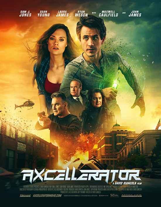 مشاهدة فيلم Axcellerator 2019 مترجم