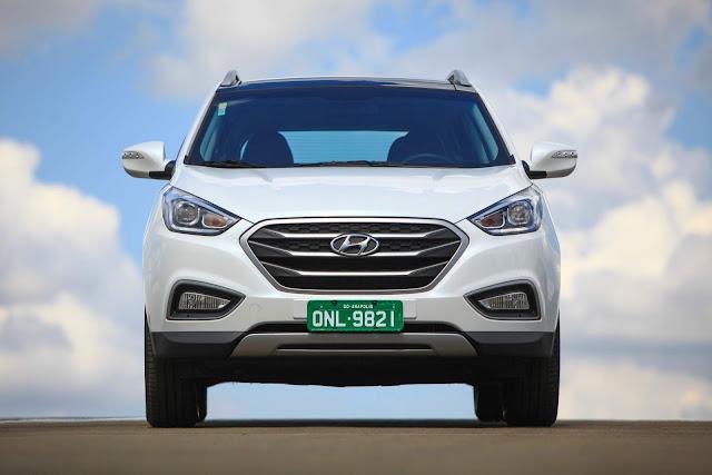 Hyundai IX35 2018 Flex