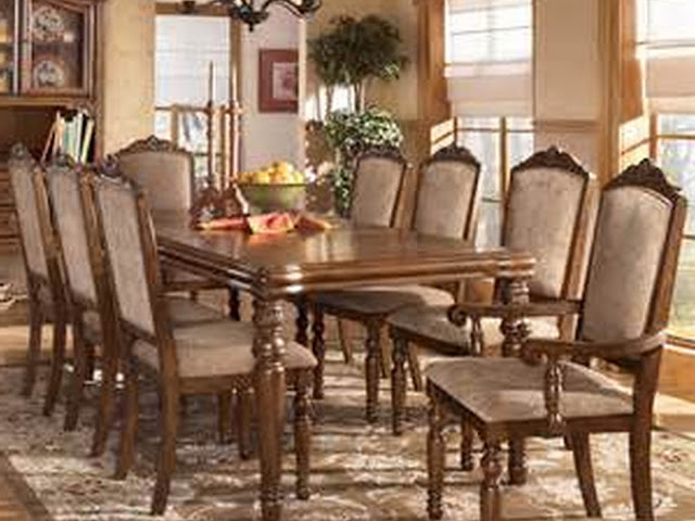 ashley furniture formal dining room sets