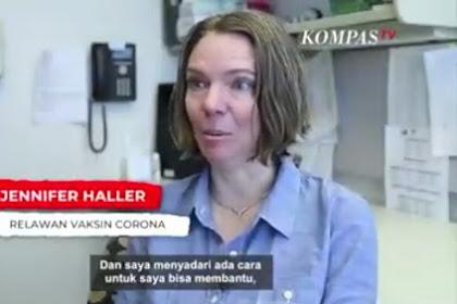 Orang Pertama Yang Jadi Relawan Uji Coba Vaksin Corona
