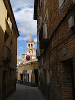Ainzón  - Torre de la iglesia