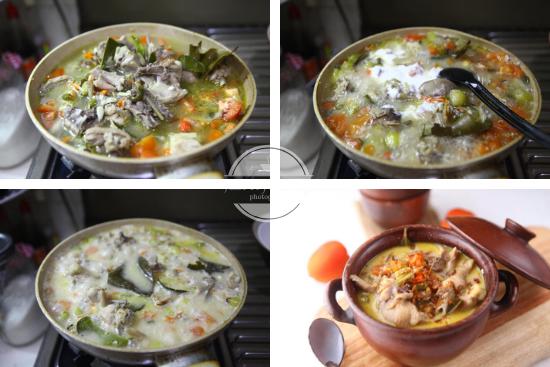 Resep Garang Asem Ayam Kampung JTT