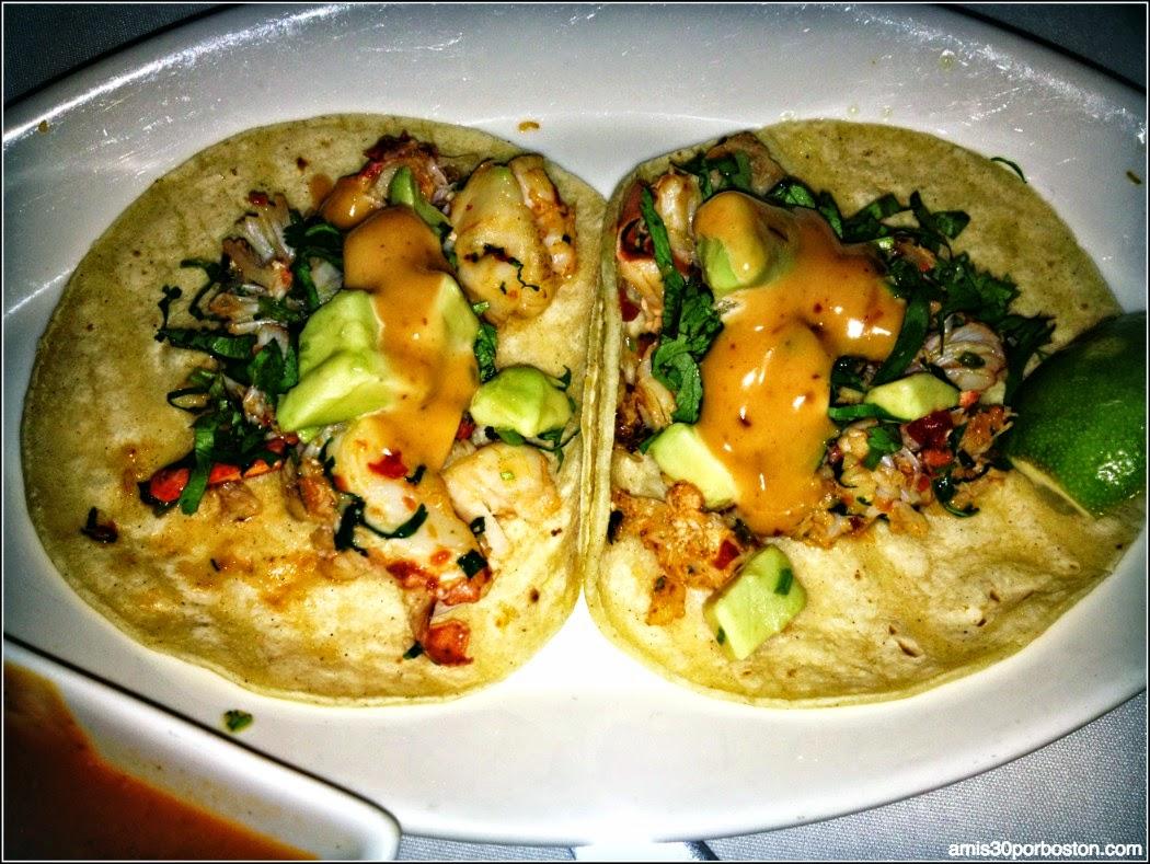 Toloache 50: Tacos de Langosta