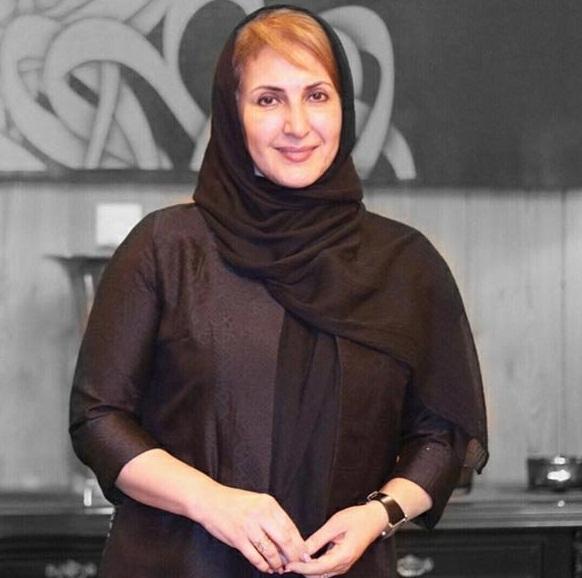 Fatemeh Goudarzi Iranian actress
