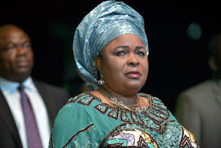Patience Jonathan 'withdraws cash' from Skye Bank after court judgement