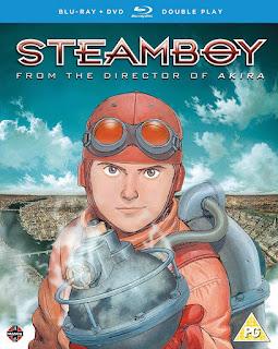 Steamboy [BD25] *Con Audio Latino