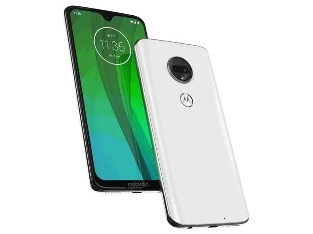 Motorola G7 cellphone specifications