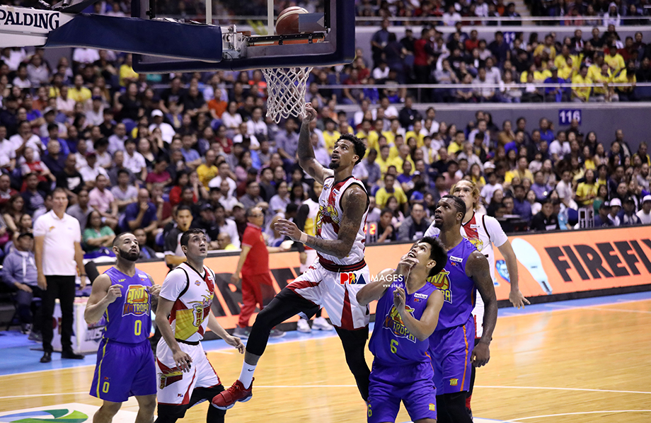 SMB overtakes TNT 3-2, now just a win away from another title