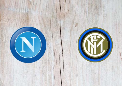 Napoli Vs Inter Milan Full Match Highlights 6 January