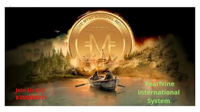 Pearlvine System - A Powerfull Global Mynt Program,