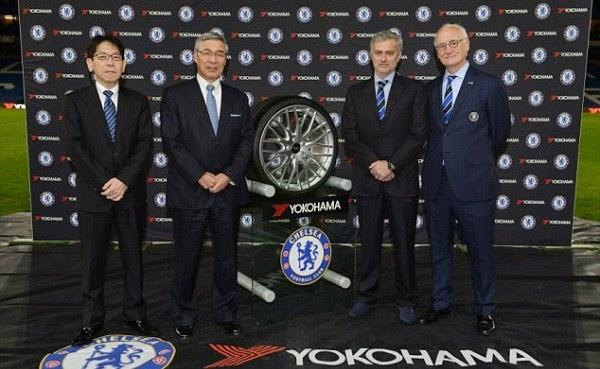 Mourinho, en manos de los sponsors del Chelsea