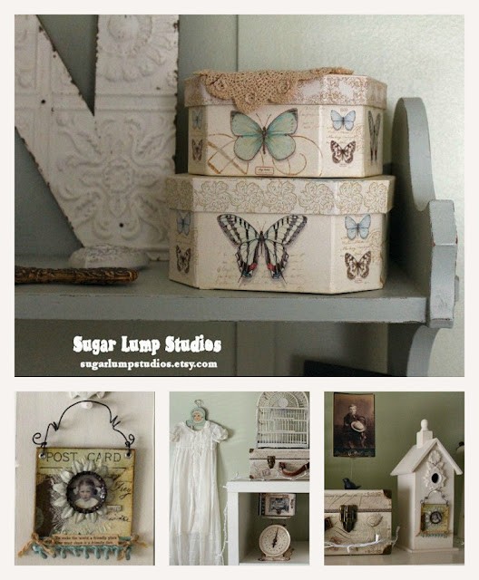 studio decorations by Sugar Lump Studios