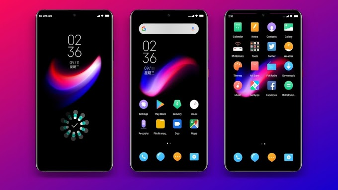 Next MIUI Theme |  Amazing MIUI Theme for MIUI 10 and MIUI 11