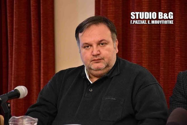 Χειβιδόπουλος για τον Διομήδη:  Όσοι νομίζουν οτι θα κιοτέψουμε και θα εγκαταλείψουμε κάνουν λάθος