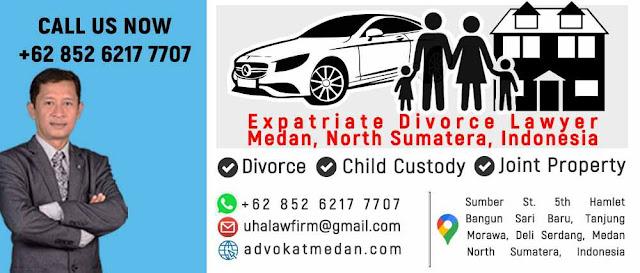 medan expatriate divorce lawyers