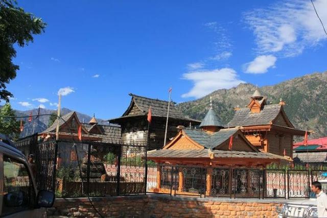 tourist places near manali