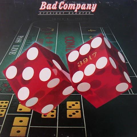 BAD COMPANY - STRAIGHT SHOOTER (1975)