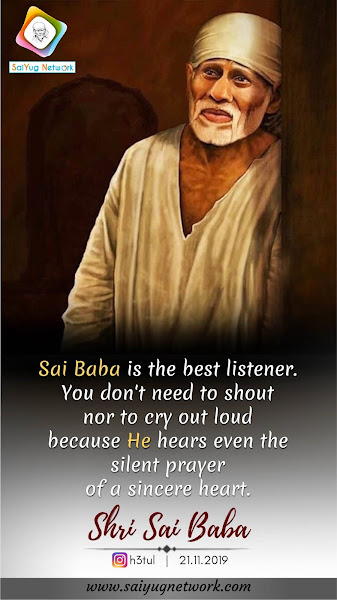 Shirdi Sai Baba Blessings - Experiences Part 2891