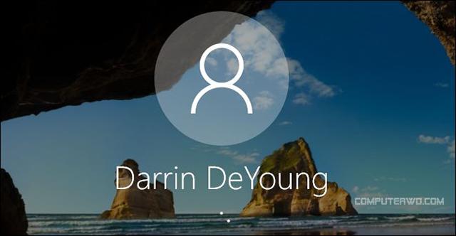 windows 10 demo mode screen - شاشة الدخول بوضع العرض ويندوز 10