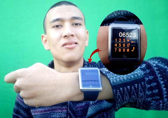 تعرف على U11 Smart Watch الرهيبة