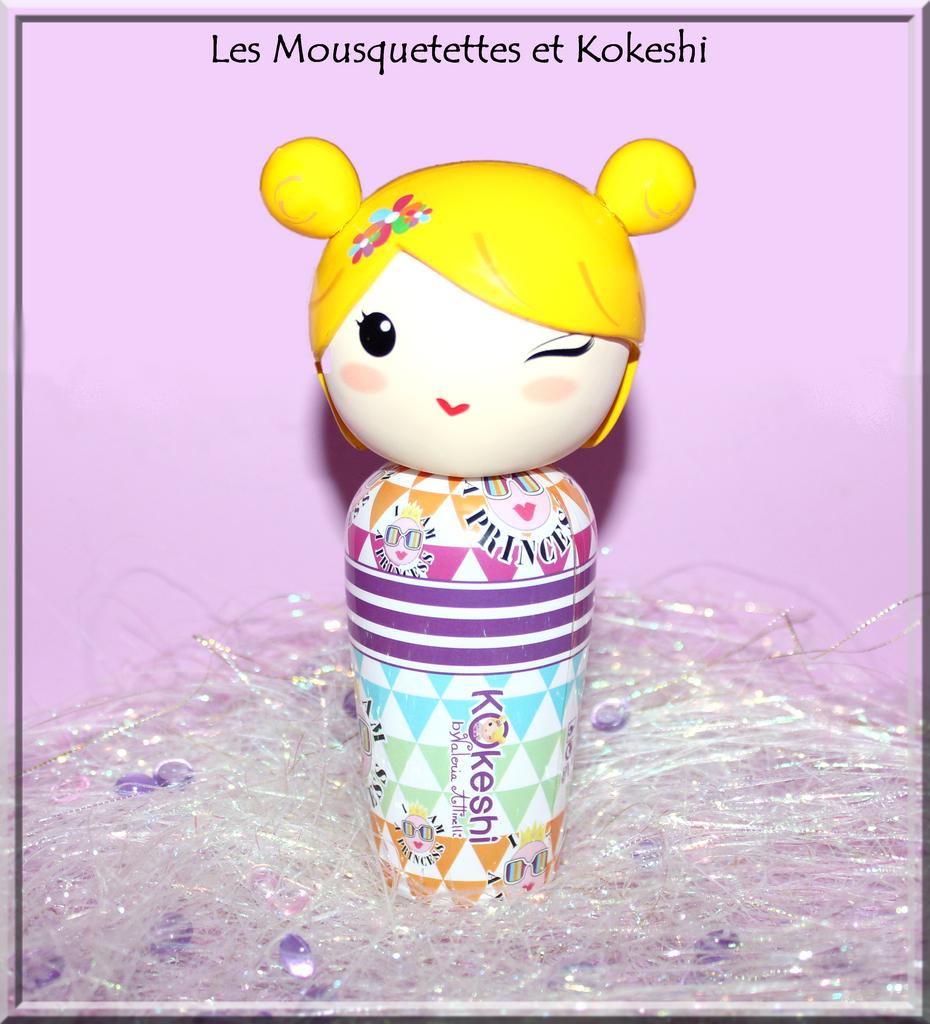 Kokeshi Litchee Kokeshi Parfums - Les Mousquetettes©