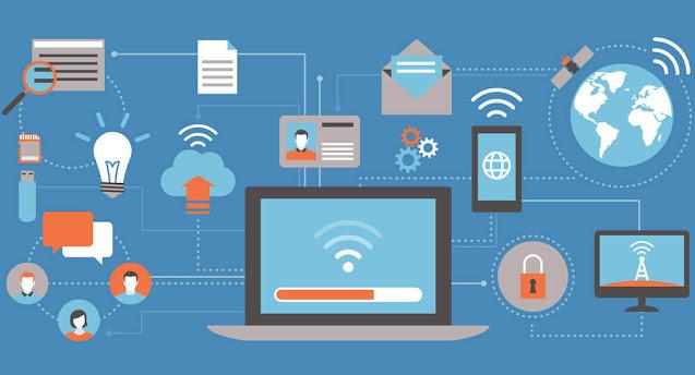 معرفة استهلاك الانترنت فى ويندوز 10