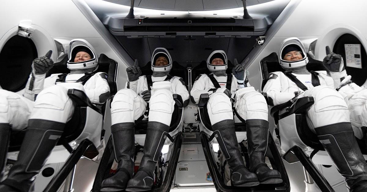 Crew-1, questa notte la partenza dalla Stazione Spaziale Internazionale ed il rientro sulla Terra per la 1° missione spaziale commerciale con esseri umani a bordo, video by NASA e SpaceX!