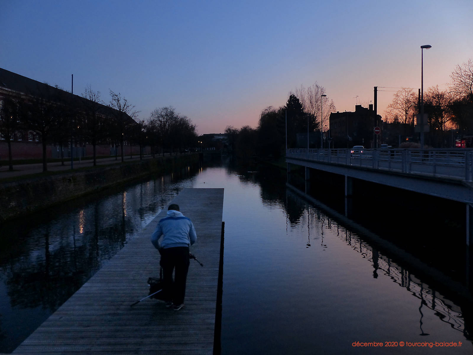 Pêche Tourcoing, Pont Hydraulique 2020