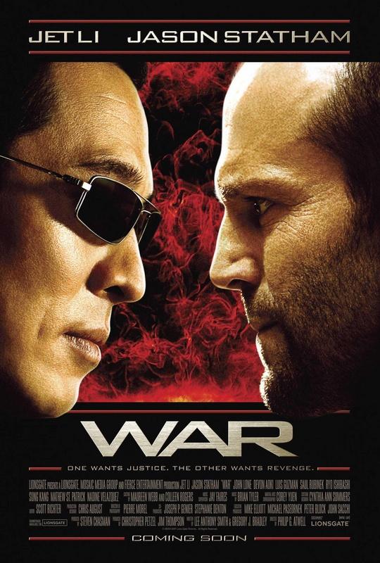 War 2007 X264 720P Esub Bluray Dual Audio English Hindi GOPI SAHI