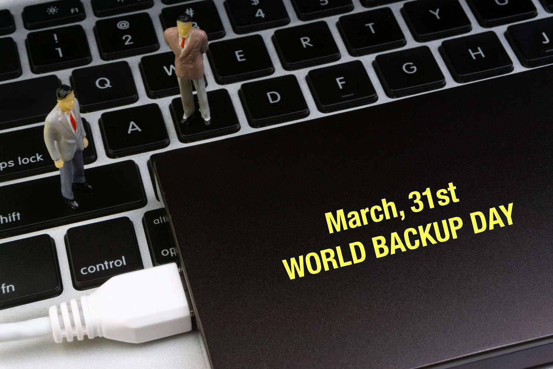 World Backup Day Wishes Photos