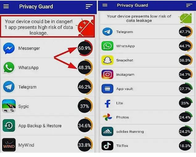 تعرف على Privacy Guard لكشف تطبيقات هاتفك التي تتجسس عليك