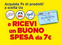 Igienizzati e Rimborsati : con Mr.Muscle,Duck e Oust ricevi un buono spesa da 7€ Acqua&Sapone o La Saponeria ( premio certo)