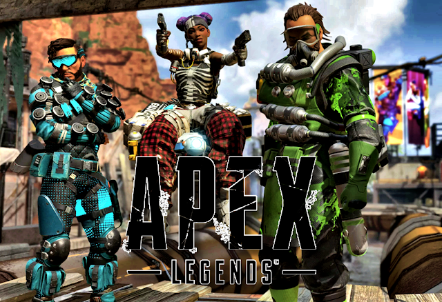 Apex Legends 50 Millions