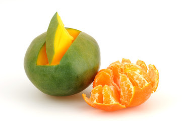 Natural remedies with mango